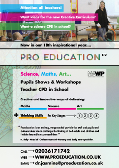 ProEducation Brochure 2014